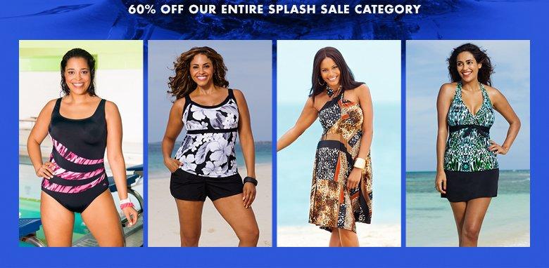 Splash Sale - 60% OFF Everything -code: 14FEB26