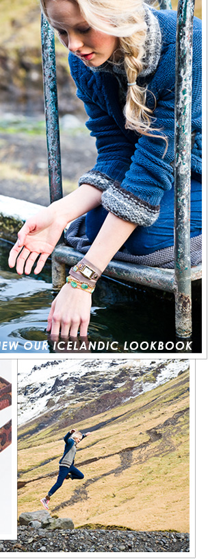 View our Icelandic Lookbook