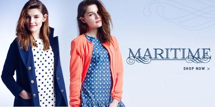 Maratime Shop Now