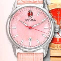 V-Day is Coming: Red Tone Watches