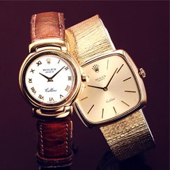 Gifts to Cherish: Timepieces from Rolex, Cartier & More