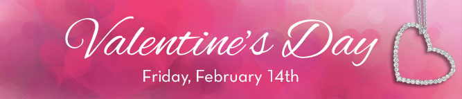 Valentines Day is Feb.14