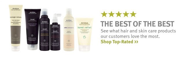 the best of the best. shop top-rated.