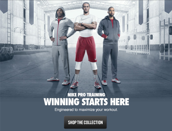 NIKE PRO TRAINING | SHOP THE COLLECTION