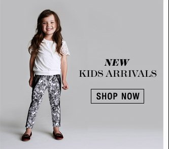New Kids Arrivals - Shop Now
