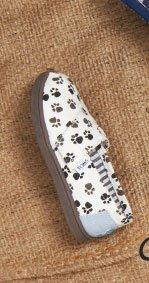 Natural Pawprints Tiny TOMS Classics