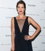 Cobie Smulders Steps Out Wearing A Buzz-Worthy New Designer