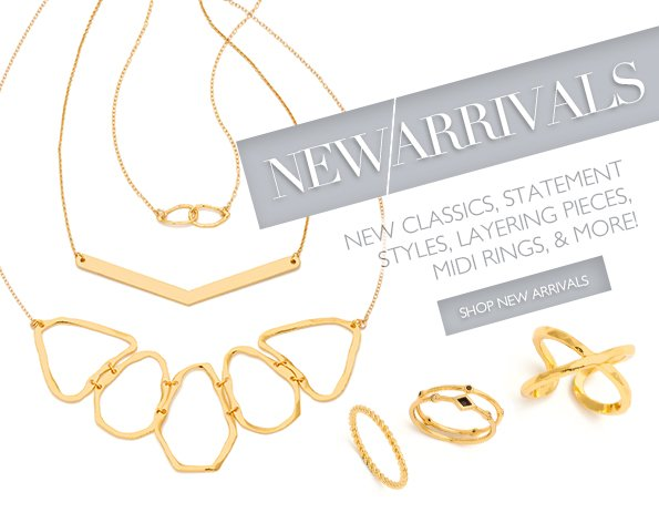 New Month, New Arrivals!