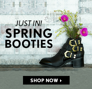 Just In! Spring Booties