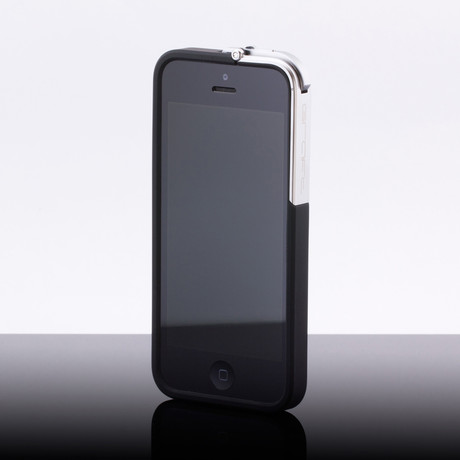 Leverage iPhone 5/5S Case // Black, Matte