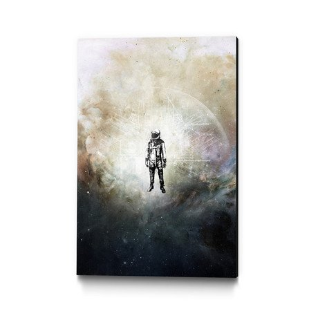 Voyager II // Museum Mounted Canvas
