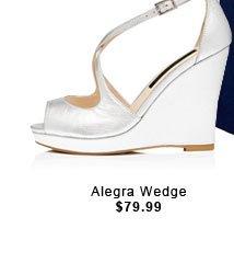 Alegra Wedge.