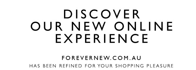 Discover our new online experience.