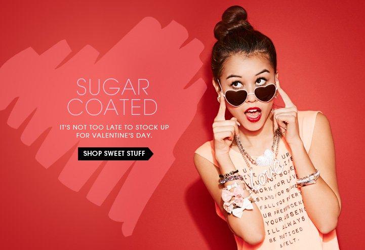 Sugar Coated - Shop Sweet Stuff