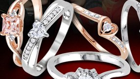 Top Diamond Valentine's Day Gifts