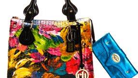 Adhesion Handbags