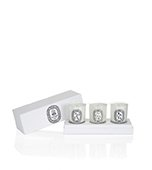 Set of Mini Candles. (Baies, Figuier, Roses) $84.00