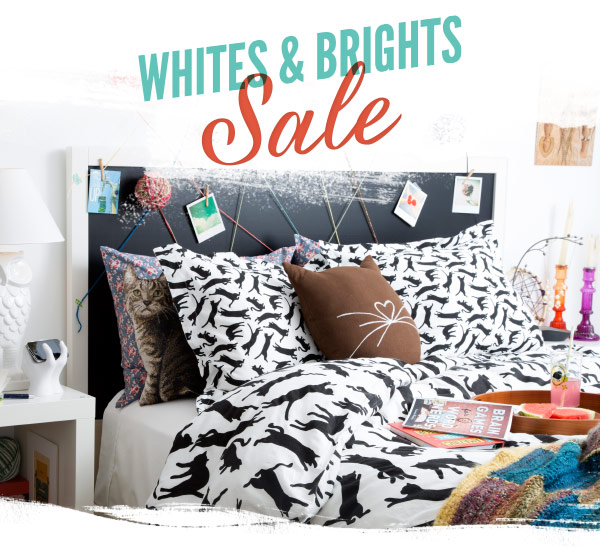 Whites & Brights Sale