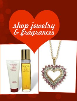 Shop Jewelry and Fragrances