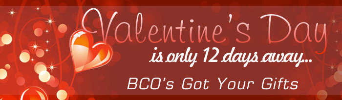 Shop BCO Valentines Day Gifts