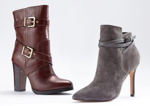 Kick Up Your Heels: Boots & Booties
