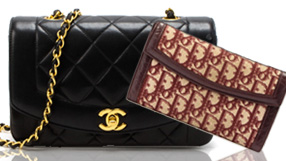Pre-owned Chanel, Dior and Celine