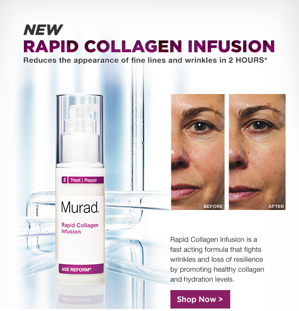 NEW! Rapid Collagen Infusion