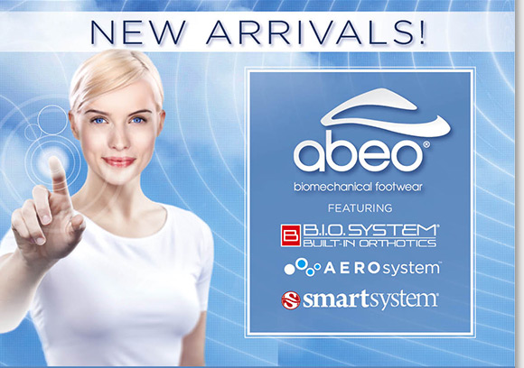 Experience the customized 3-D fit and comfort of our best-selling ABEO B.I.O.system sandals, SMARTsystem walking shoes, and AEROsystem walking shoes for women and men! Shop new spring styles and classic favorites you'll love when you shop online and in-stores at The Walking Company.