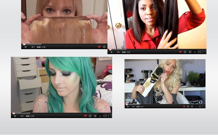 abHair Youtube Channel!Check out our youtube page to get access to hair extension instructions and exclusive offer