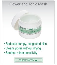 Flower and Tonic Mask