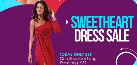 SHOP Sweetheart Dress Sale!