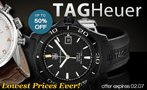 TAG Heuer Watches Sale Link