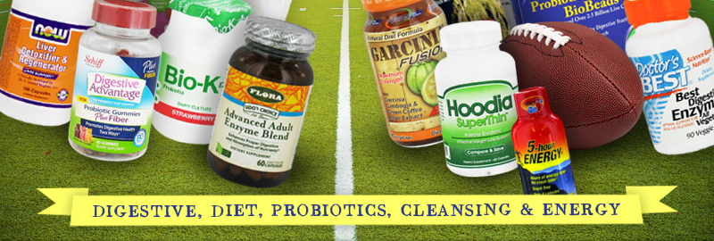Digestive, Diet, Probiotics, Cleansing and More