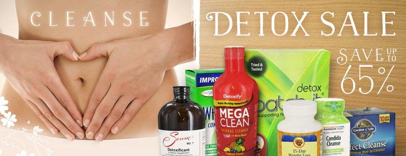 Cleanse & Detox Sale