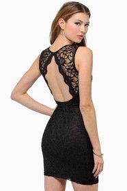 Space Lace Dress 43