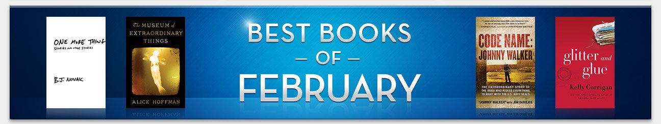 Best Books of February