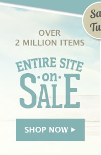 Entire Site on Sale