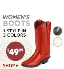Womens 49.99 Boots