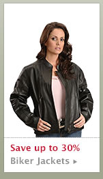 Womens Biker Jackets