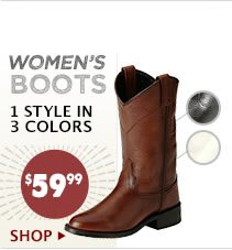 Womens 59.99 Boots