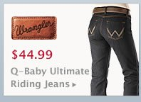 Womens Qbaby Ultimate Riding Jeans
