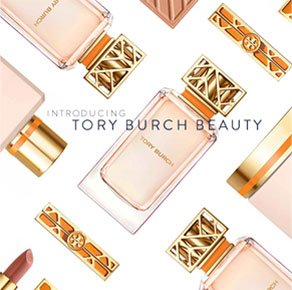 INTRODUCING - TORY BURCH BEAUTY
