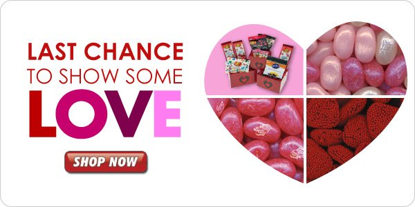 Shop Now for Delivery by Valentine's Day!