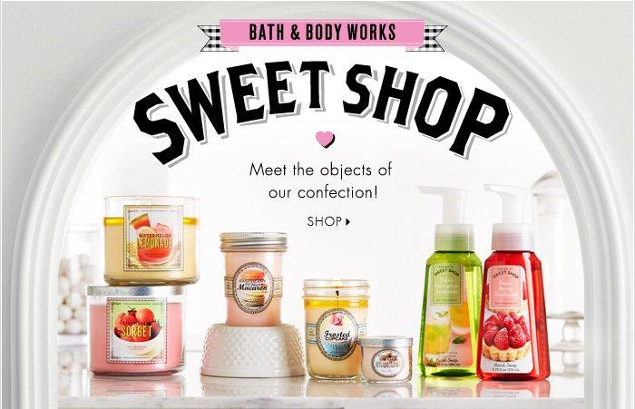 Shop The Sweet Shop