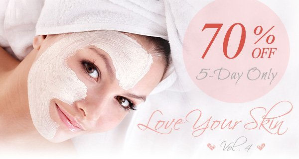 Love Your Skin Vol.4