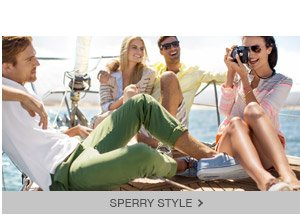 SPERRY STYLE >
