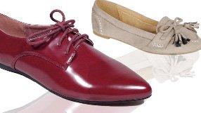 Menswear Inspired Footwear