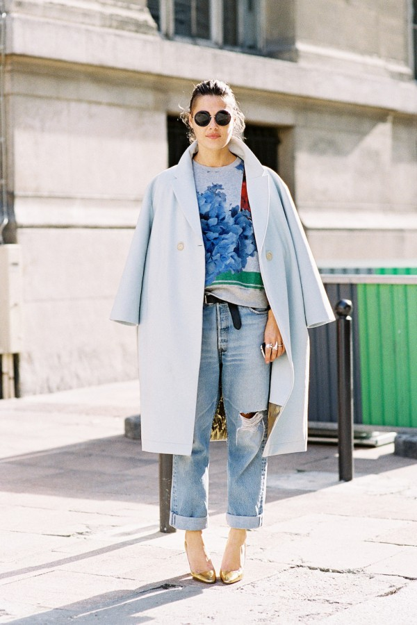 Denim Do: Think Light With Pale Pairs