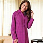 Flannel Nightgown, #613849