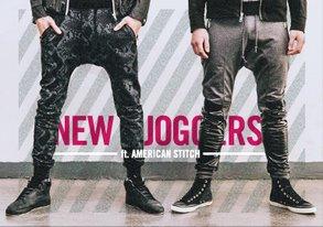 Shop NEW DROP: American Stitch Joggers